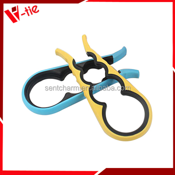 Daily necessities Jar Opener Bottle Opener suitable for different lids