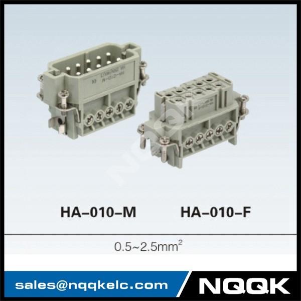 1 OEM HA screw terminal 16A 230V 25V insert heavy duty connector.jpg