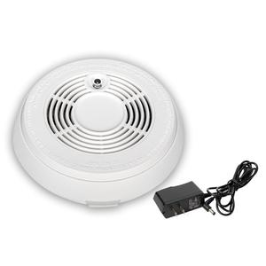 Voice Recordable Smoke Detector, Fire Alert Smoke Sensor Alarm With Sim Card Detector