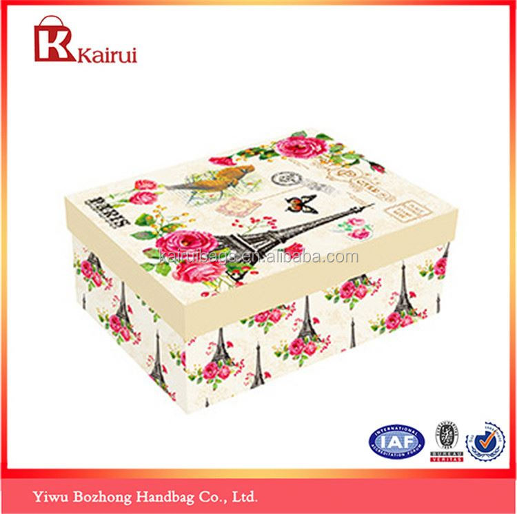 Wholesale prices super quality packaging luxury candle gift box wholesale