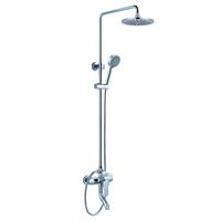 bathroom water saving rain set power faucet cheap shower set