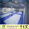 outside PP interlocking portable floor child playground flooring for volleyball court