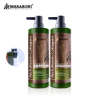 Guangzhou factory price MASARONI keratin professional nourishing hair conditioner for hair care