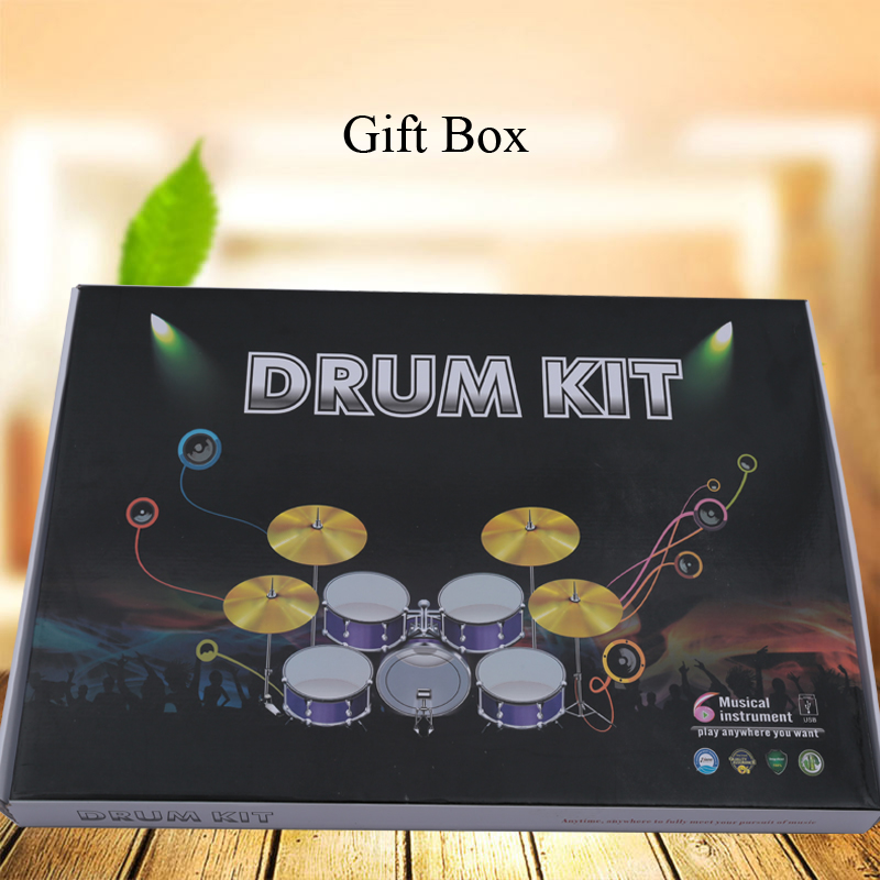 Bora practice pad and electronic drum set for children