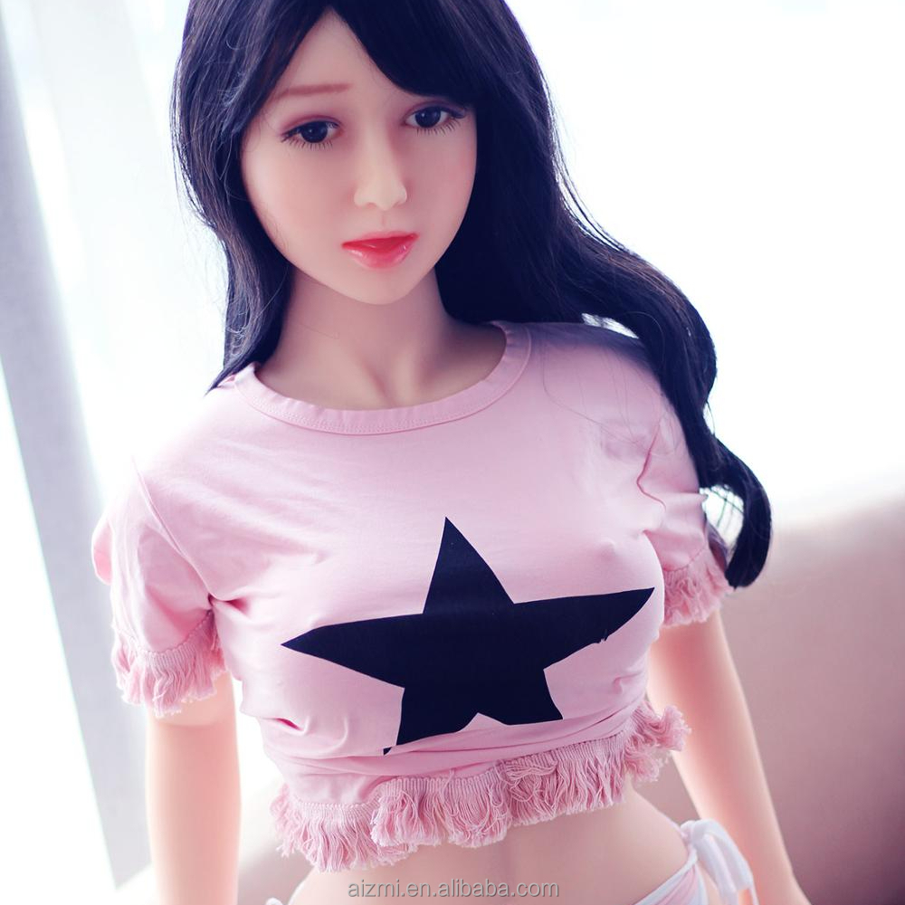145CM Africa sexy thin <strong>flat</strong> boobs breast black silicone doll
