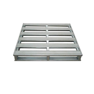 Stackable Low Price Iron Steel Pallet