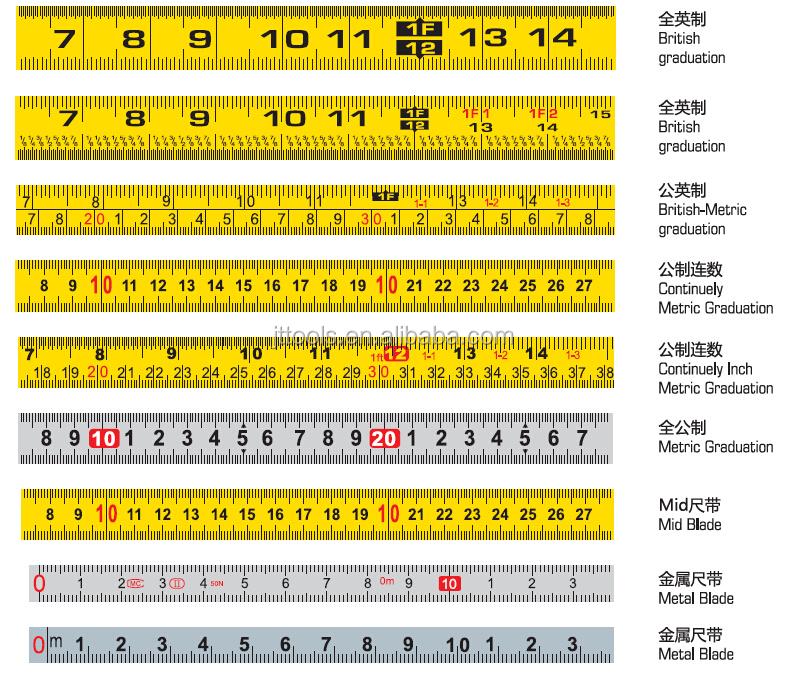 Free Sample 7.5m/25ft Self Lock Tape Measure Distance Meter Anti ...