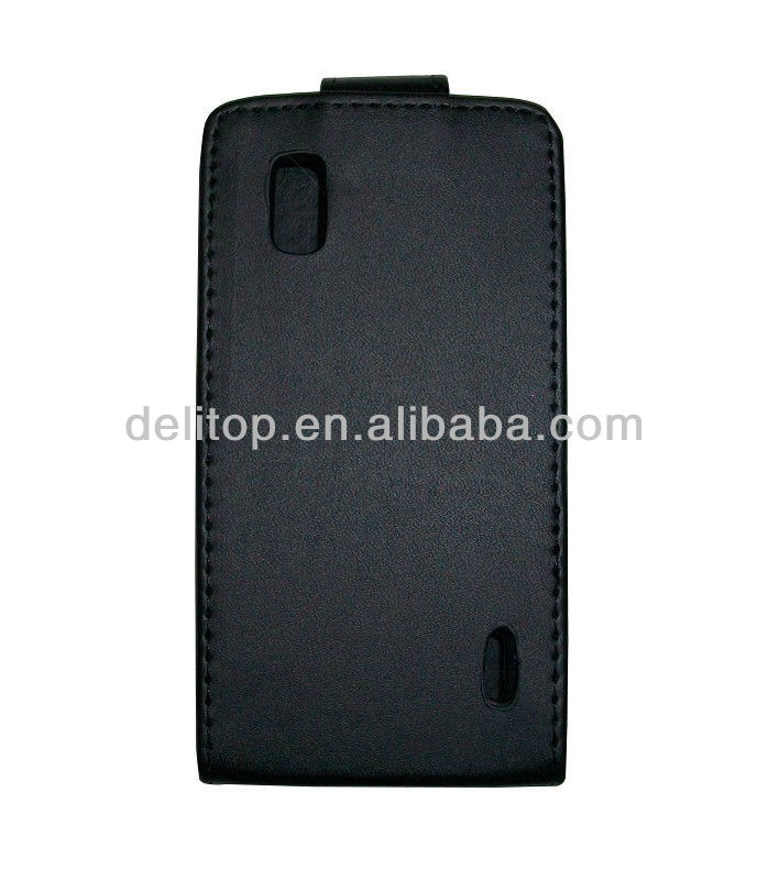 flip leather case for LG Google Nexus4 E960