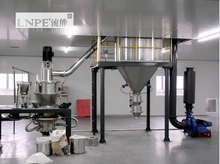 LNPE Composite Ceramics Ultrafine Powder Grinding Pulverizer with Classifier