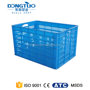 Heavy duty plastic baskets for storage, plastic mesh baskets wholesale