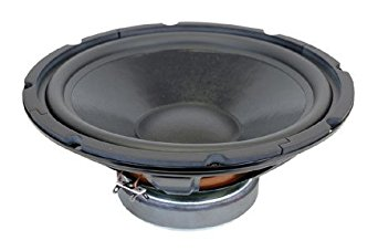 MCM AUDIO SELECT 55-1465 DUAL VOICE COIL WOOFERS, SPEAKER SIZE: 12 , CONE MATERIAL: POLY TREATED PAPER, SURROUND MATERIAL: RUBBER, POWER HANDLING: 100 W