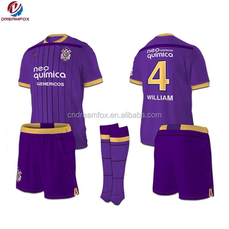 ea77dfea2003 Custom High School Kids Soccer Jerseys   Uniform High Quality - Buy Kids  Soccer Jersey