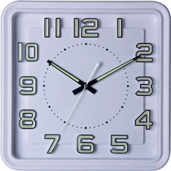 wall clock lighted