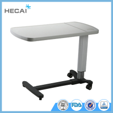 LS-MT05 metal adjustable table over bed portable sofa side desk reclin laptop stand
