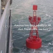 diameter 3.5m pe buoy/lateral marker buoy