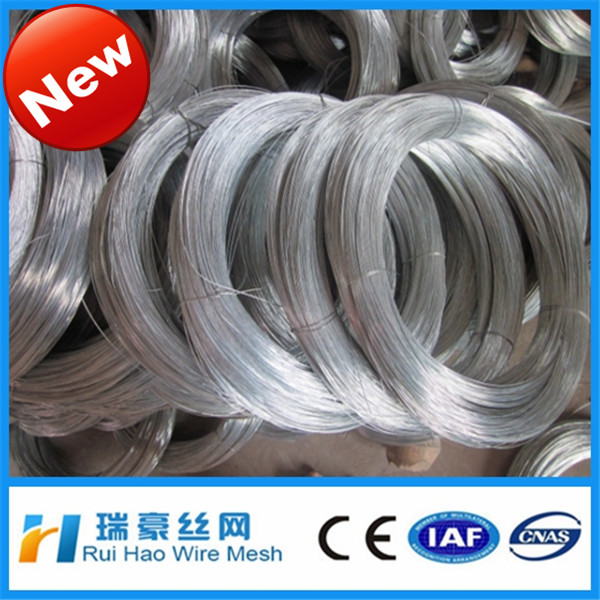 Hot dipped galvanized iron wire (factory),well-proportioned Zinc Coating,price per kg galvanized iron wire used in communication