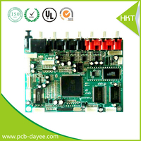 Quick turn metal detector pcb board assembly manufacturer