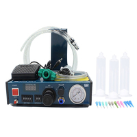 FT-983 Digital Display Automatic Liquid Dispensing Controller Glue Dispenser With Factory Price