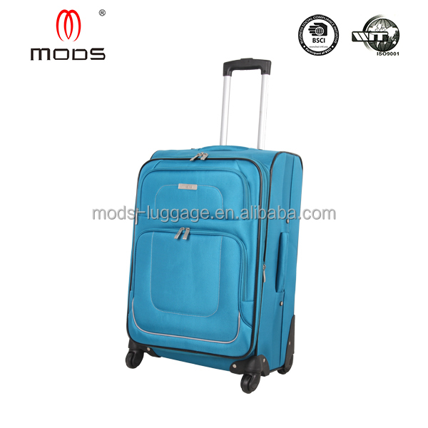 2017 new arrived mid-size luggage bags cases