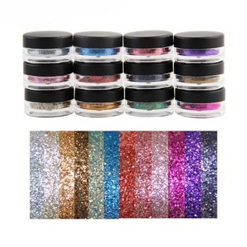 Trending Hot Products Wholesale Waterproof High Pigment Eyeshadow Face Loose Glitter Powder Lips Set