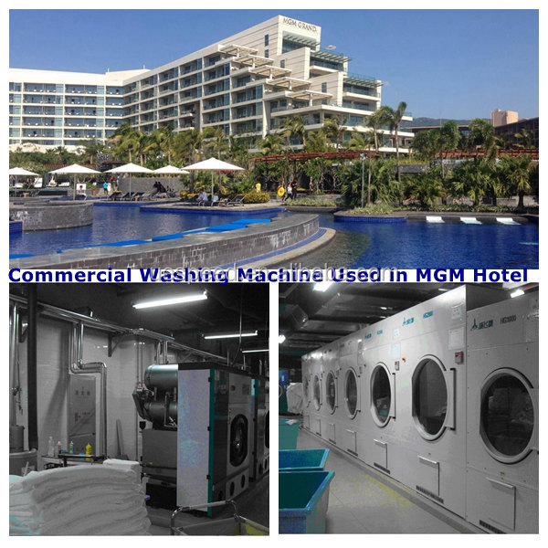Hotel Used Laundry Equipment for Sale