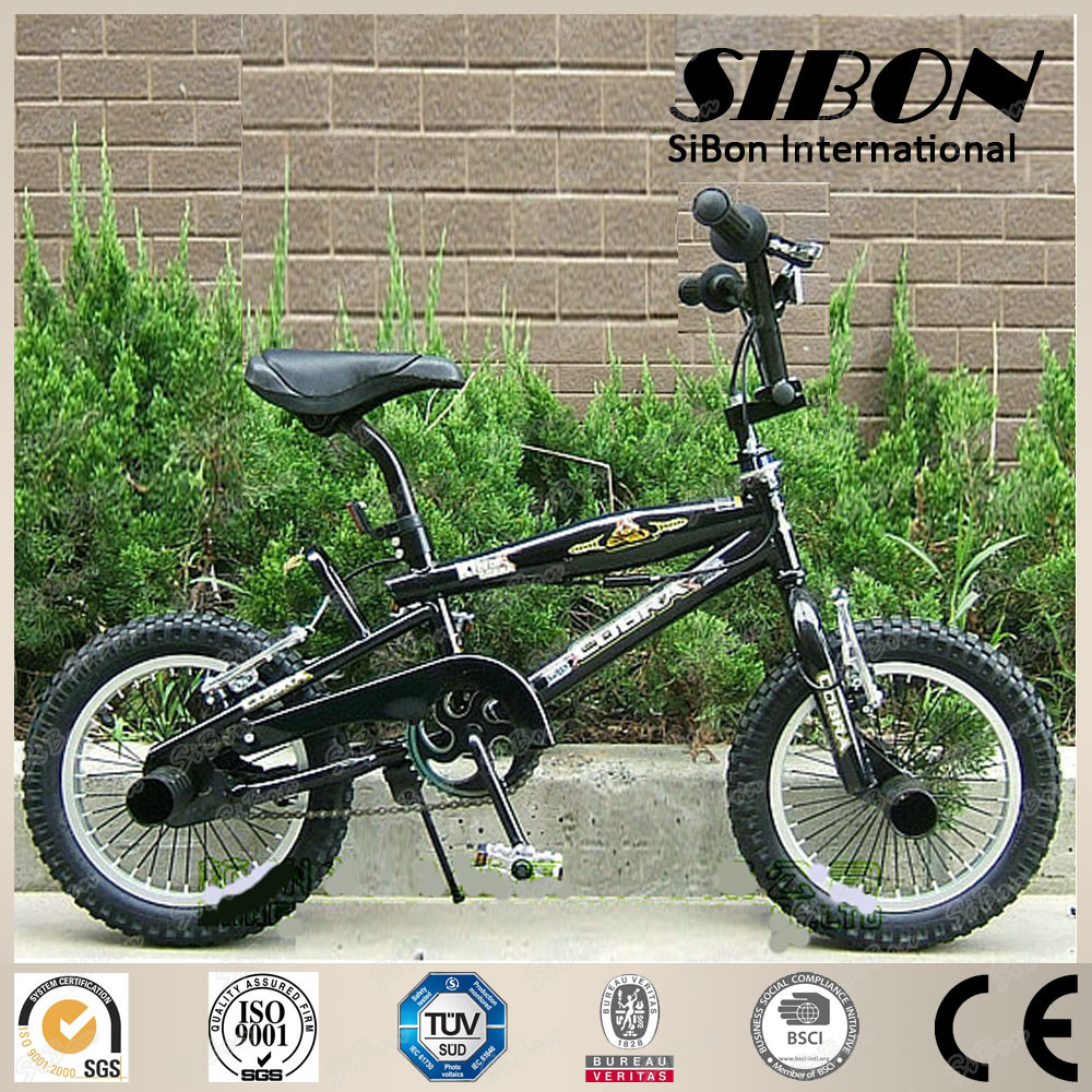 "SIBON 14"" bmx <strong>bike</strong> for kids"