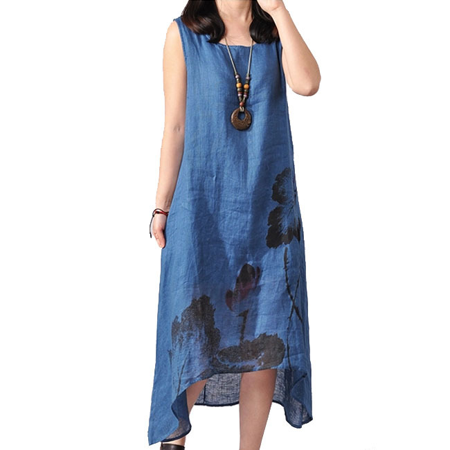 59a77a92469 Get Quotations · 2015 Linen Vintage Long Maternity Dresses Clothes For  Pregnant Women Clothing Chinese Style Print Plus Size