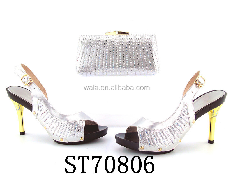 heel for women shoes bag wedding ST70806 high and set sandals Cqw8PntU