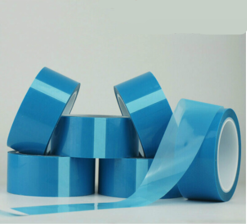 Wärme Wider Polyester Film Silikon Kleber PET Transformator Band