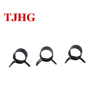 China supplier Low Price well designed adjustable OEM Spring Hose Clamp