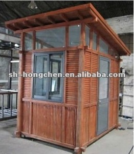 portable wooden frame house building