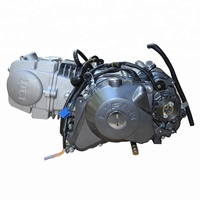 LiFan 125cc engine with kick and electric start for Pit bike,dirt bike,atv and motorcycle