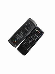 General Replacement Remote Control Fit For Vizio HDTV20A HDTV30A HDTV40A VF551XVT VO47L VO47LFHDTV10A PLASMA LCD LED HDTV TV With keyboard