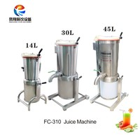 Industrial Automatic Mango Garlic Juicer Juice Making Machine
