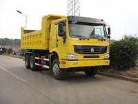 Sinotruck HOWO hydraulic Dump Truck for sale ZZ4257N3241 (Strong body & Big power dump truck for sale)