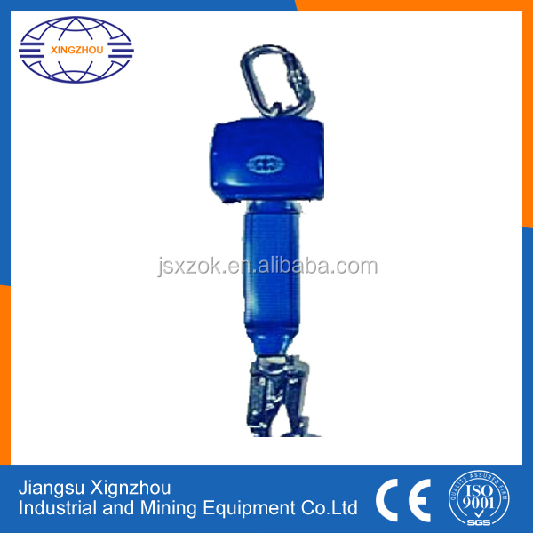 Wire Rope Retractable Fall Arrest System - Buy Fall Arrest ...