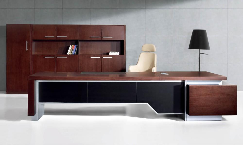 Nouveau modèle exécutif dernière bureau modèles de table
