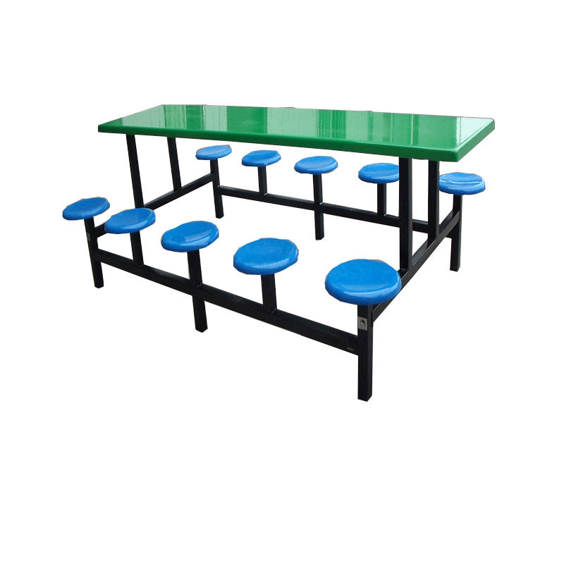 chinese latest style hospital restaurant dining table