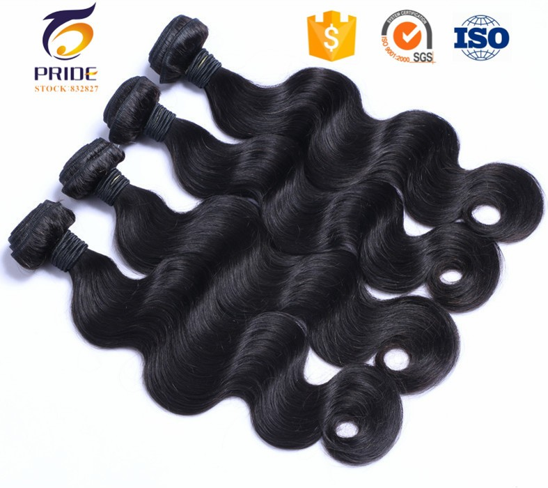 Wholesale price Top grade Remy Virgin Brazil Human Hair Body Weaving extension