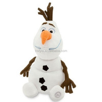 frozen soft baby toys stuffed plush frozen toy olaf baby doll for sale SUD003