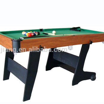 Merveilleux Mini Size Folding Pool Table With Wheels,5ft Pool Table For Kids   Buy Mini  Size Pool Table,Pool Table For Kids,Folding Pool Table With Wheel Product  ...