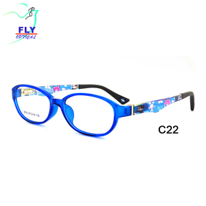 fashionable TR90 kid's eyewear glasses wholesale cheap high quality