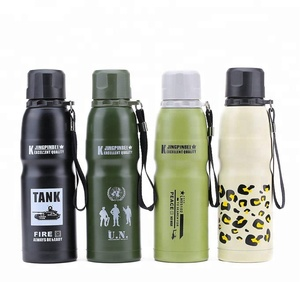 500ml Stainless Steel Water Bottle Vacuum Insulated Thermos Sports Flask