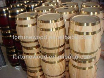 Fortune 5 Litre Decorative Mini Wooden Barrels For Winebeer Buy