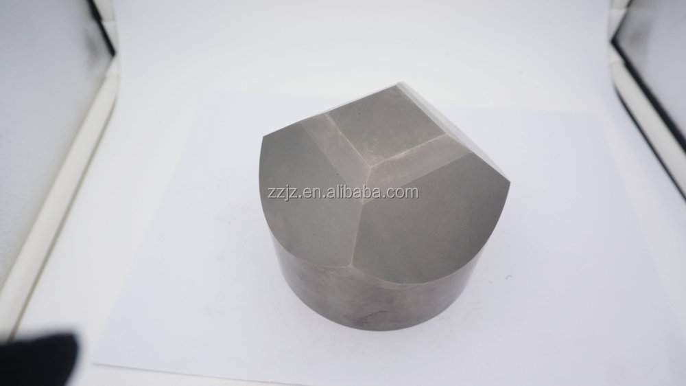 synthetic diamond cutting simple operation tungsten carbide anvil