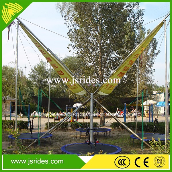 Competitive Price bungee trampoline for sale bungee trampoline with high quality