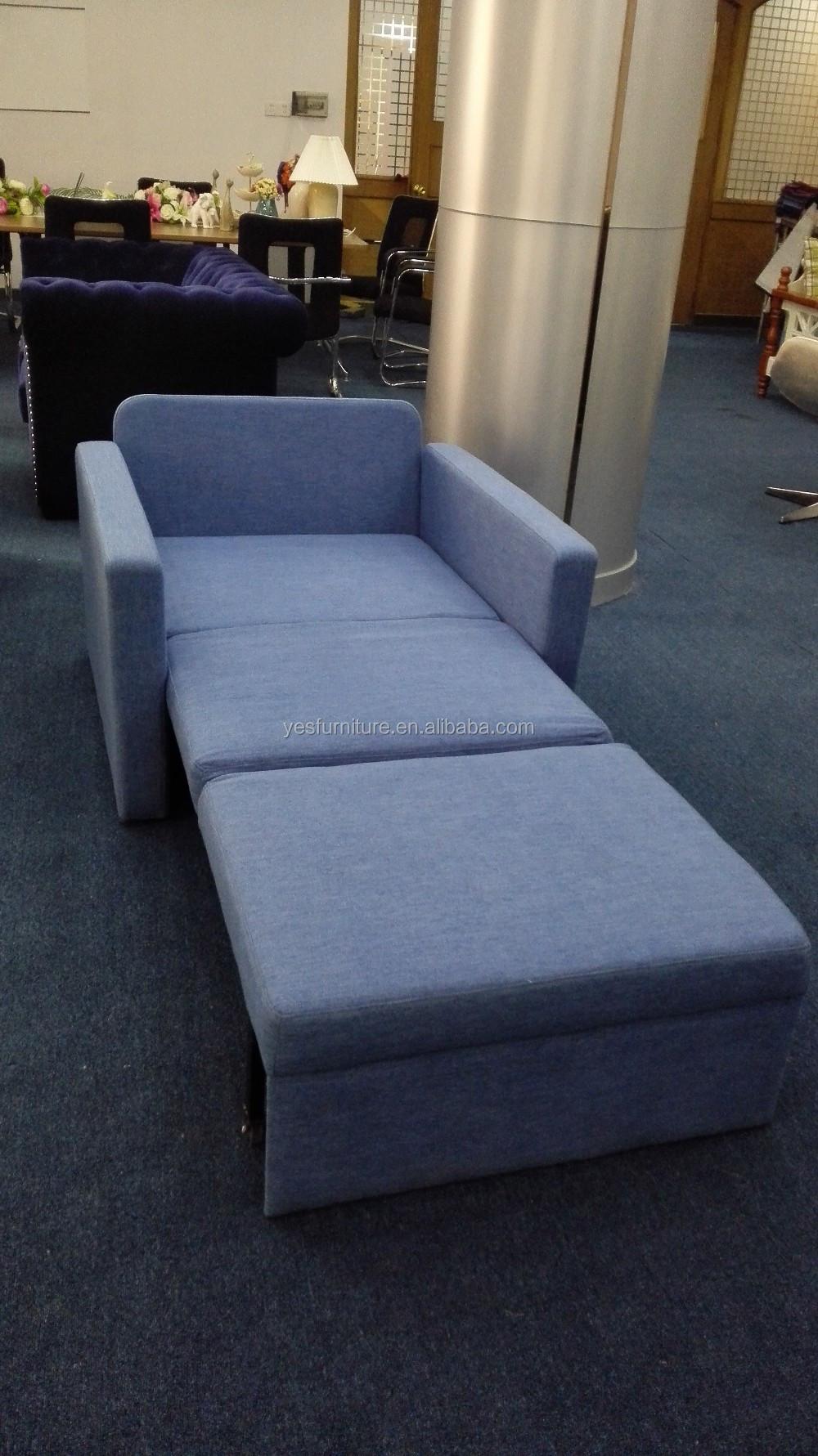Easy Folding Single Seat Sofa Bed For Single People Buy Single