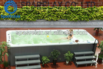 Hot Tub Factory Direct Garden Swim Spa Pools Swim Pool For Family Use Srp 650 Buy Portable