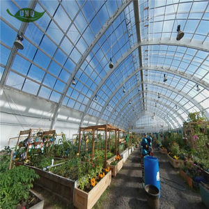 UNQ giant multi-span agricultural farm green house
