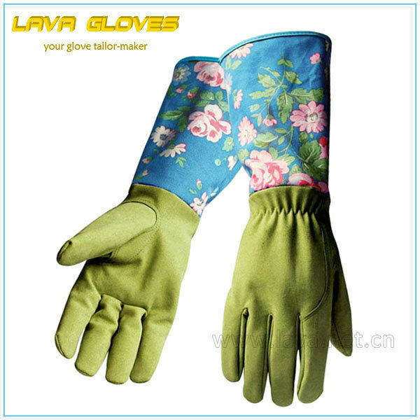 2013 Lava Pro Long Sleeve Gardening Gloves